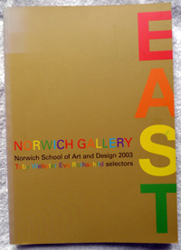 East catalogue cover