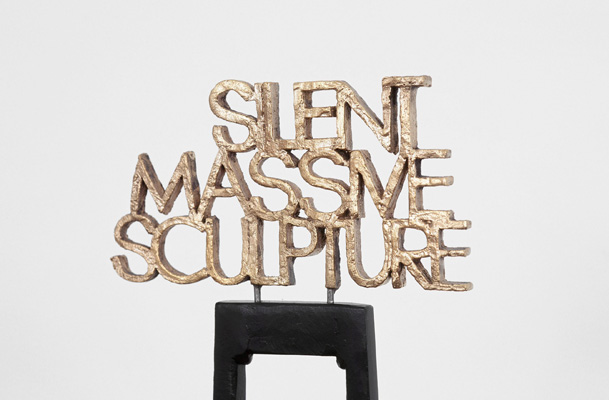 Silent Massive Sculpture