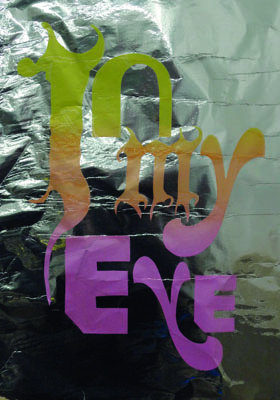 In my Eye poster